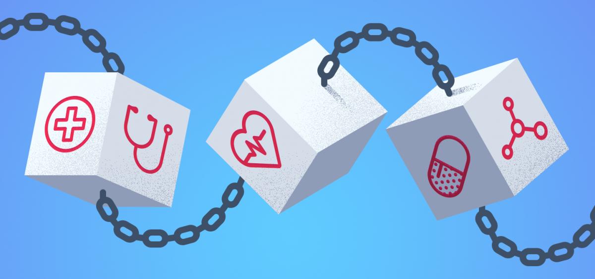 Health and the crypto-economy.
