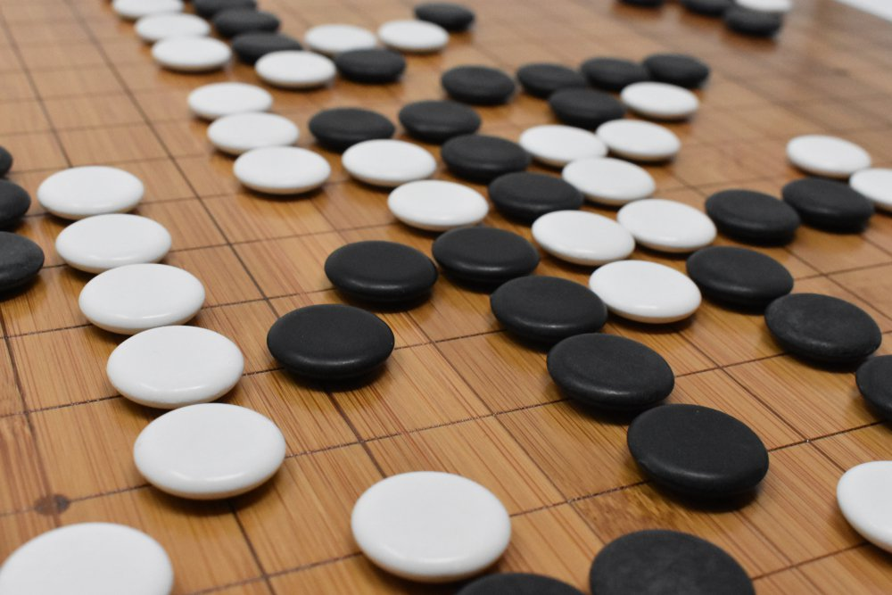 4,500-Year-Old Board Game 'Go' Gets Blockchain Revamp