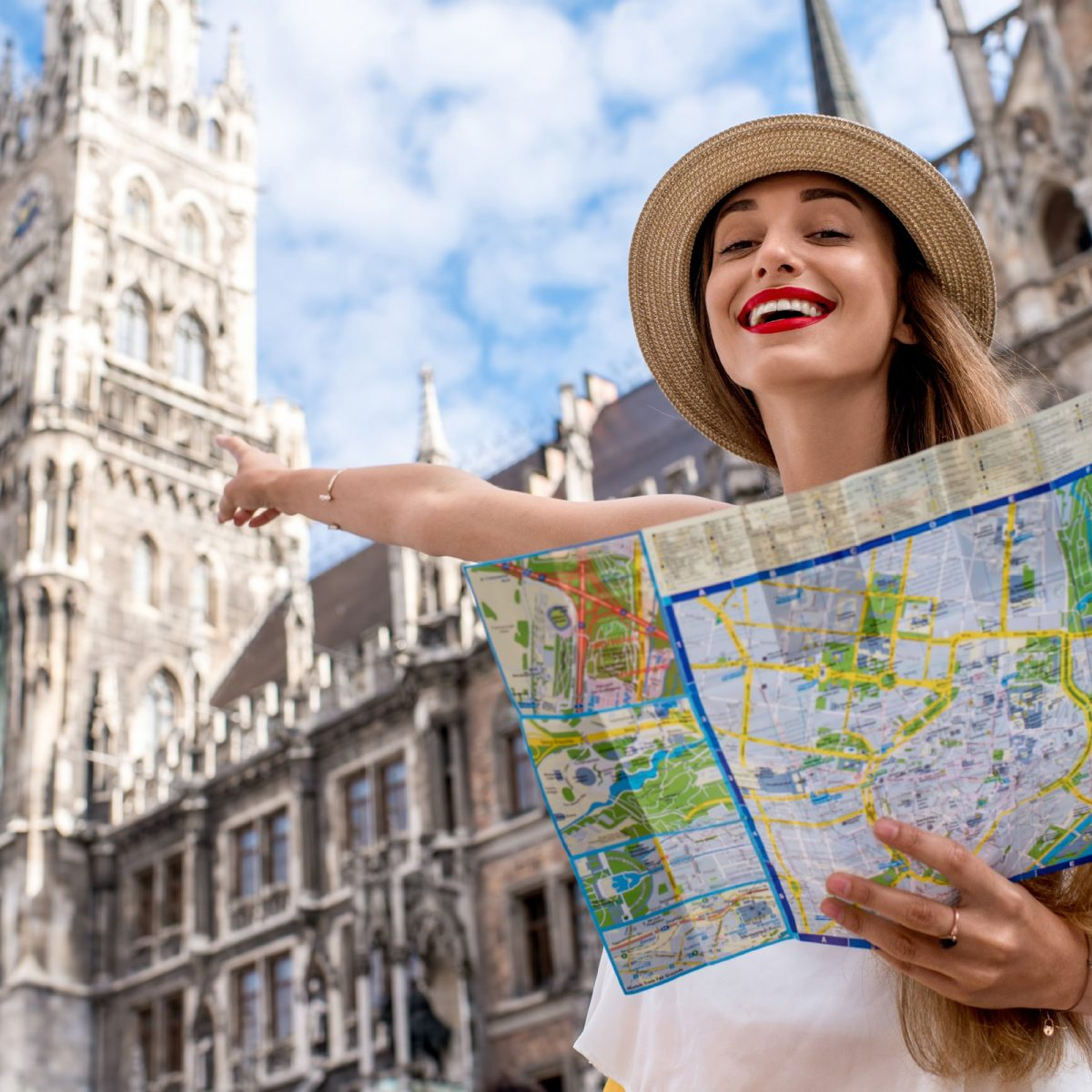 Germany's Tourism Board Accepts Bitcoin Payments.